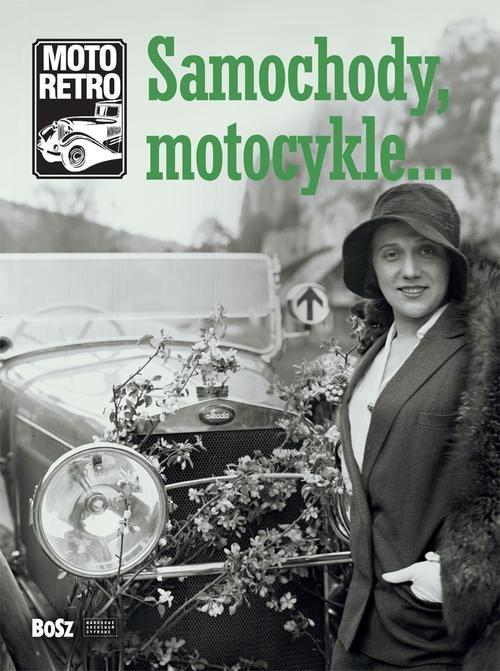 Moto retro Autá, motorky ... Kolektívna práca