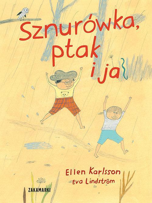 Sznurówka, ptak i ja Ellen Karlsson