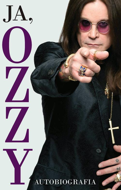 Ja Ozzy Autobiografia Ozzy Osbourne