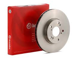 Picture of  ROTORS WITH BEARING REAR PEUGEOT 207 208 307