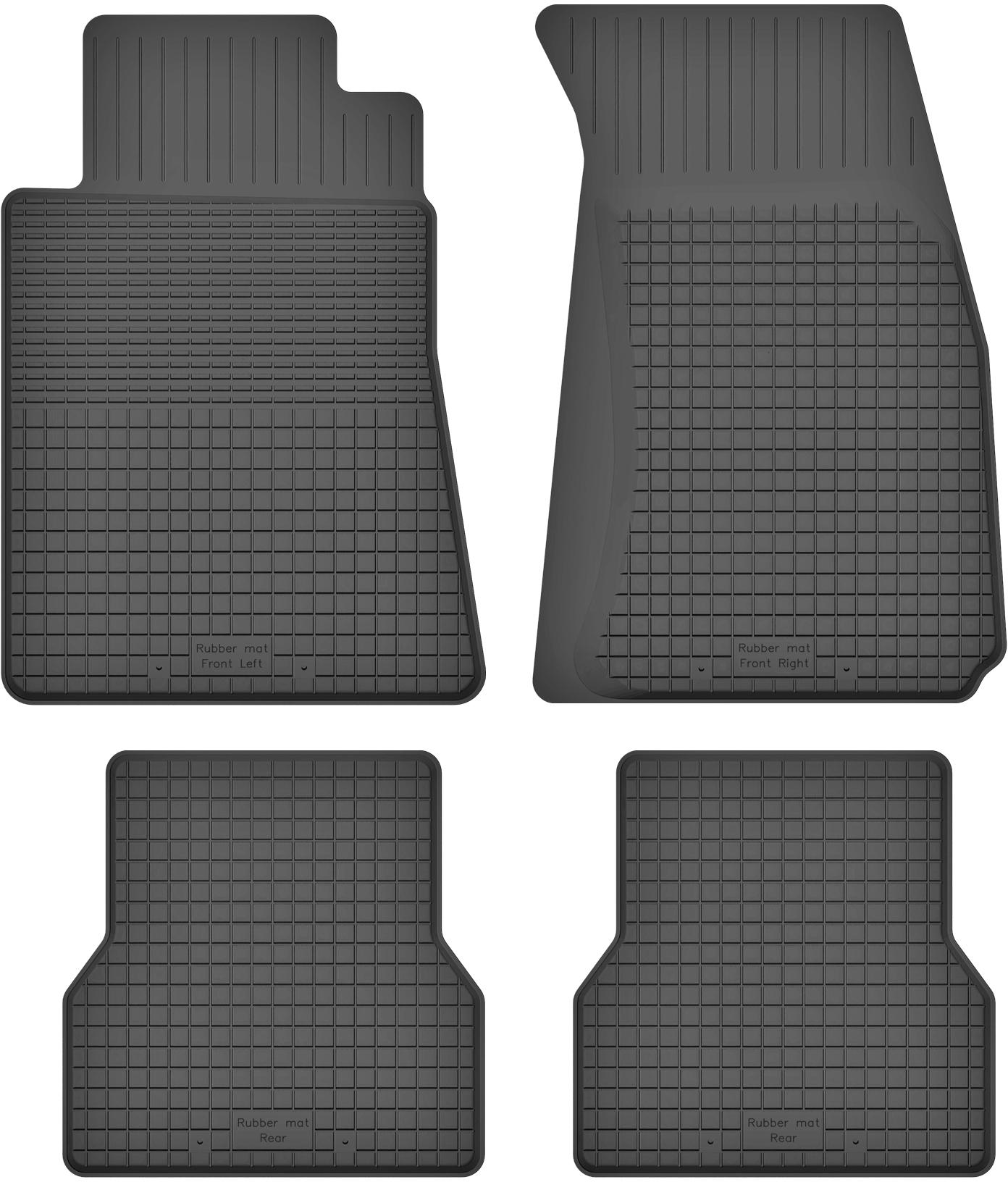 Honda CR-V II (01-07) КОВРИКИ АВТОМОБИЛЬНЫЕ РЕЗИНОВЫЕ