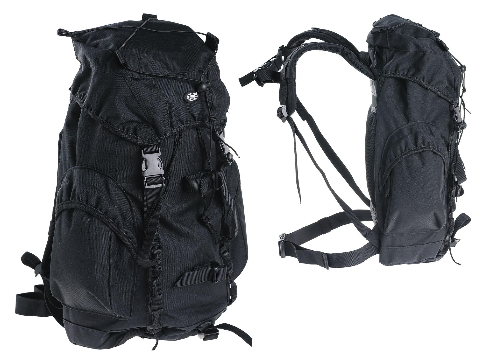 Taktický BATOH Recon II 1200D 25 L - Black