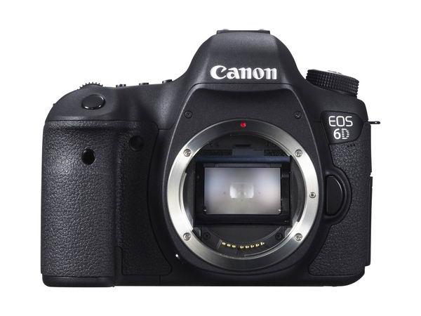 Купить Canon EOS 6D на Otpravka - цены и фото - доставка из Польши и стран Европы в Украину.