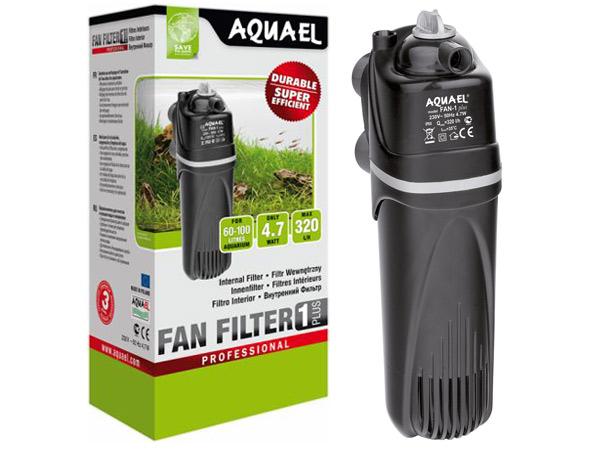 AQUAEL FAN-1 PLUS внутренний Фильтр аквариум do100L