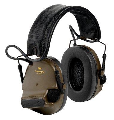 Taktické ochrana sluchu PELTOR ComTac XPI