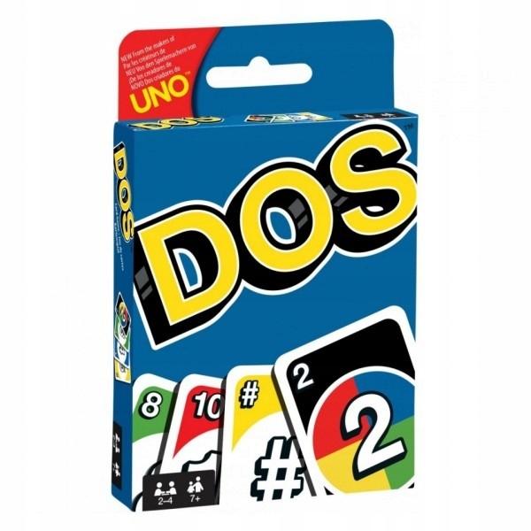 Dos FRM36 Mattel Card Game