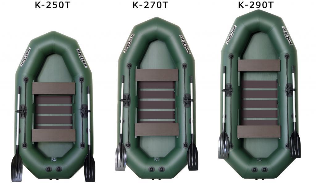 NAFUKOVACÍ ČLN KOLIBRI K-290TL GW. 8 L TOKAREX