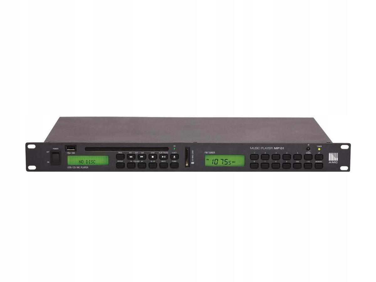 Item AMC MP 01 CD Player/FM/USB