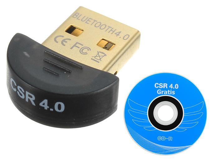 Bluetooth USB 4.0 Adaptér triedy II High z PL PIN