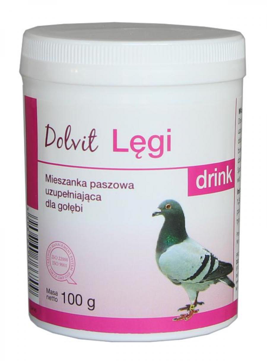 DOLFOS DOLVIT LĘGI drink 100g witaminy dla gołębi