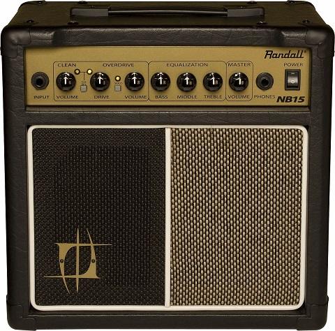 Randall NB15 Watt Guitar Amplifier - Super BAKE