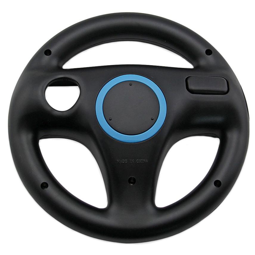 Item Steering wheel for Wii U Mario Kart Wii NEW [BLACK]