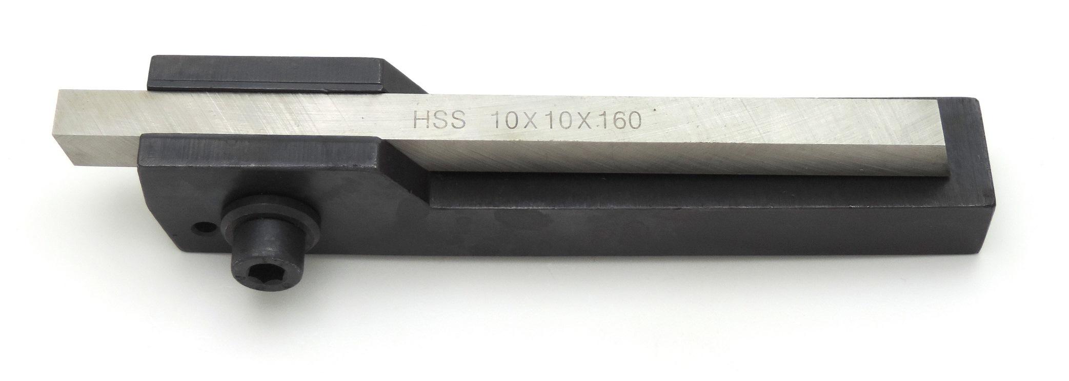 Otočný nôž na HSS 10mm oceľové nože