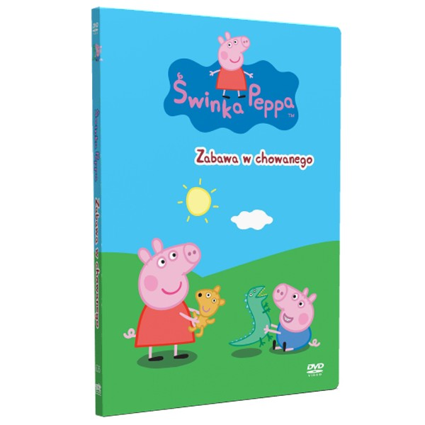 Item PEPPA pig HIDE and seek DVD Pepa EN 13 UNP