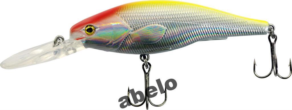 Wobler York 50526 Zander 7,5cm 9G 1.5 - 3,2 m