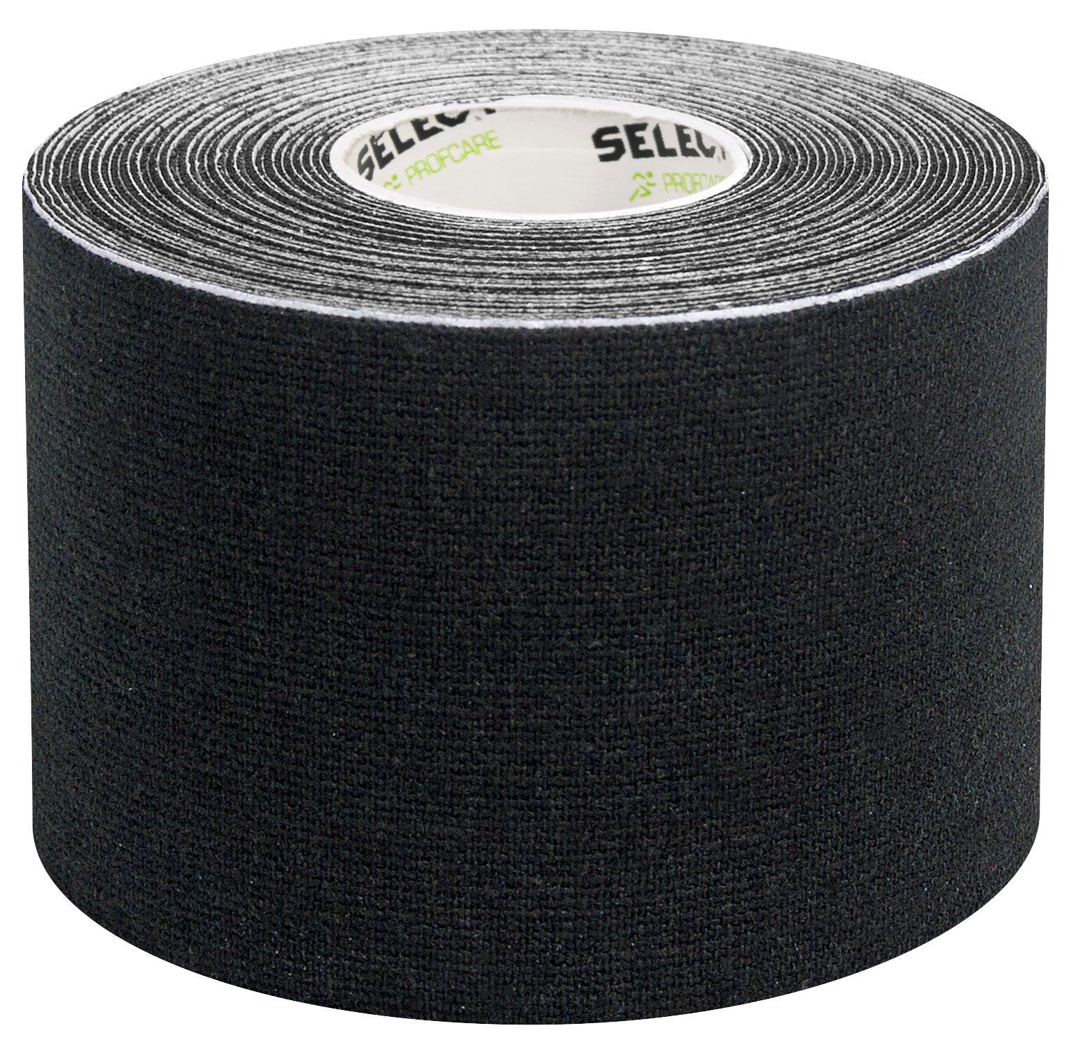 Vyberte K-pásku pásku pásku čierna