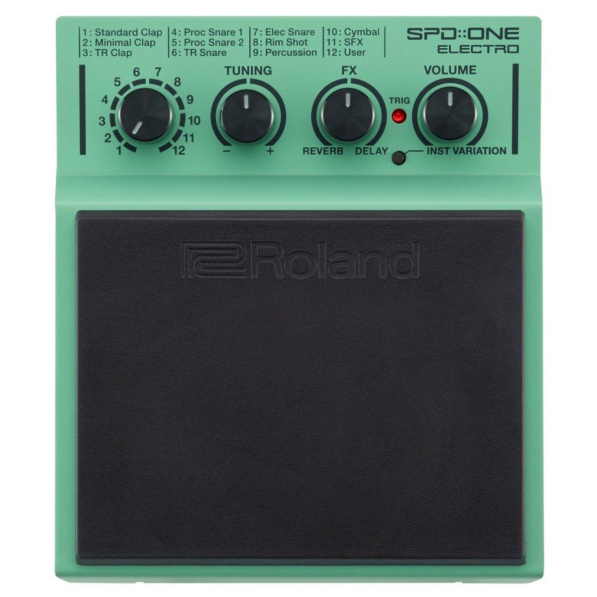 ROLAND SPD-1E SPD-ONE ELECTRO TRIGNGER PAD