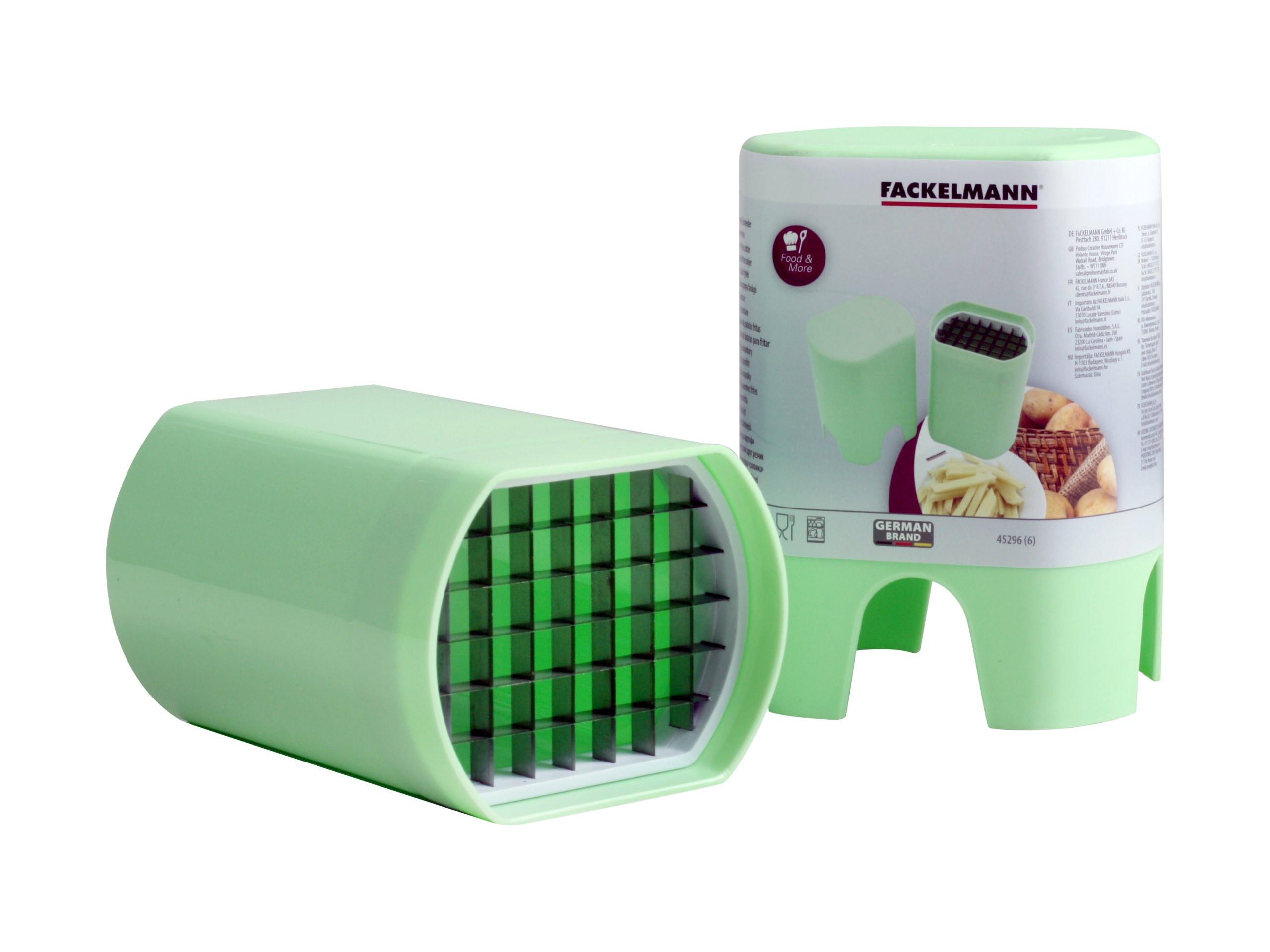 Francúzske hranolky Cutter FACKELMANN 45296