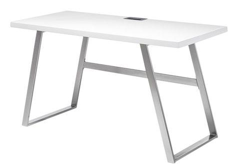 Tabuľka lakované bielou Matnou Andria moderné