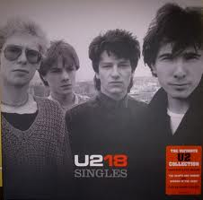 Item U2 18 SINGLES CD BEST of THE best HITS 24 hours