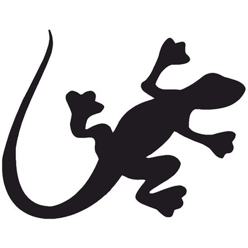 Tetovanie šablóny salamander eulenspiegel