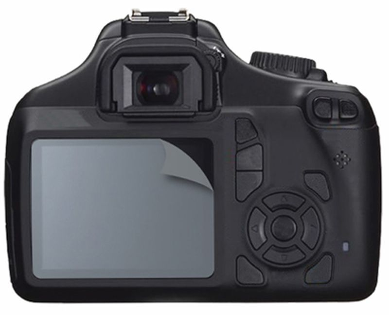 LCD Ochranný film Nikon D5200 Easycover 2 ks