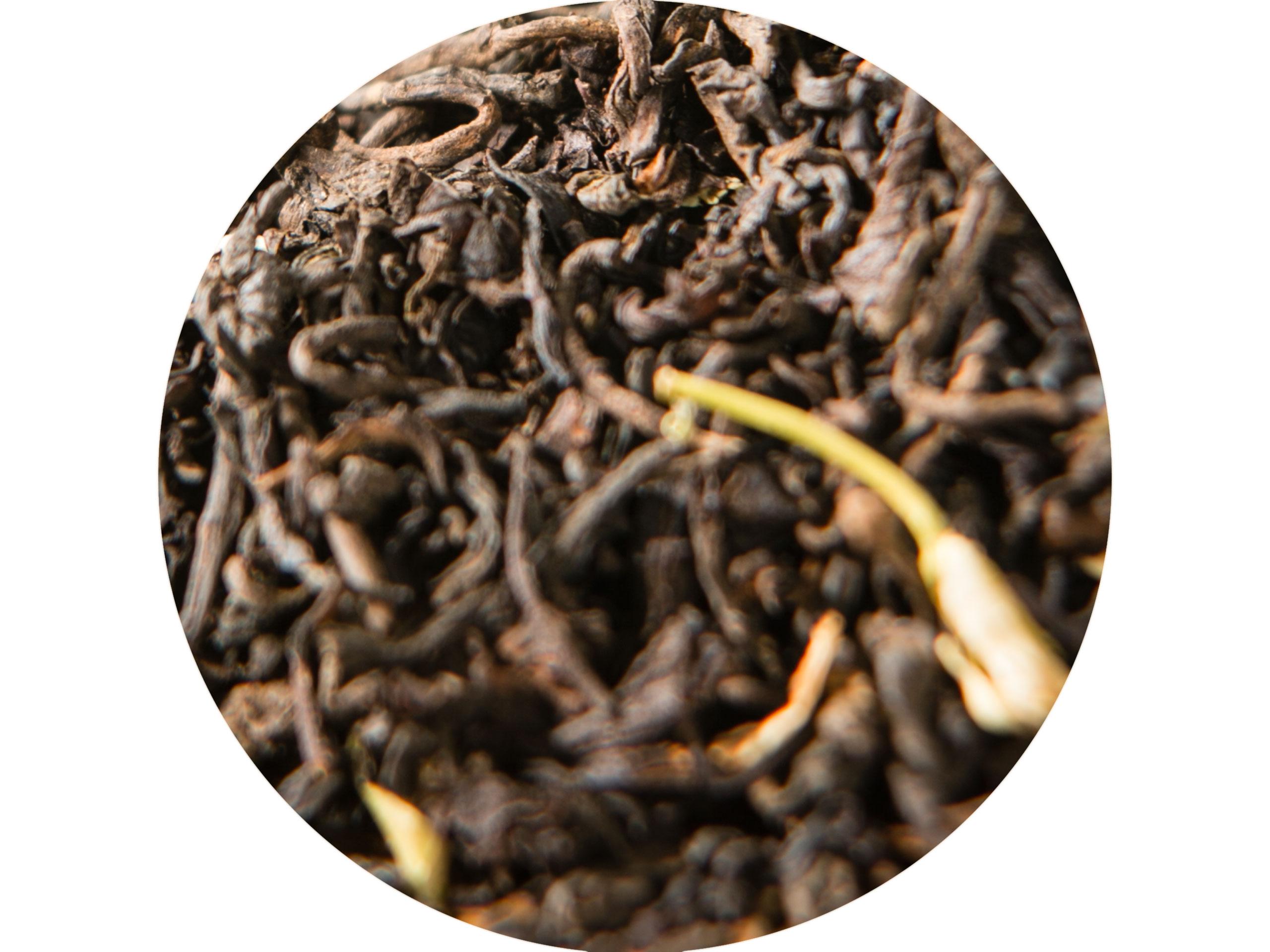 Herbata czerwona PU ERH ALHAMBRA 50g