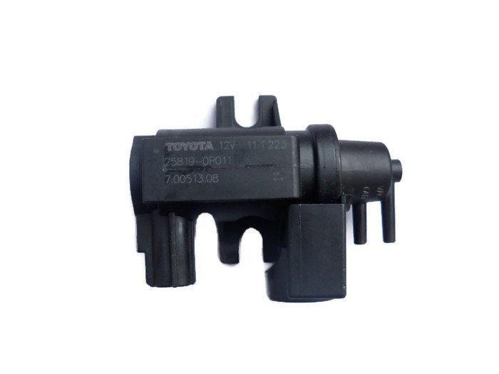 pierburg клапан турбины toyota avensis t25 20 22