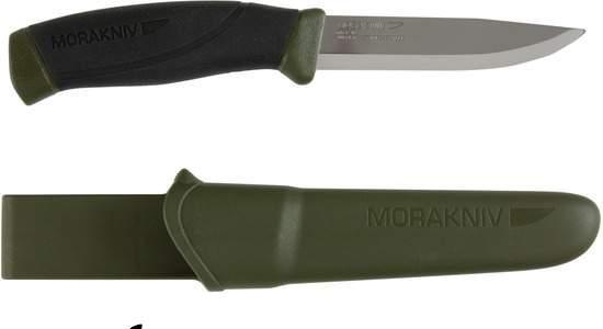 Švédsky rybársky nôž MORA Companion MG + prípad