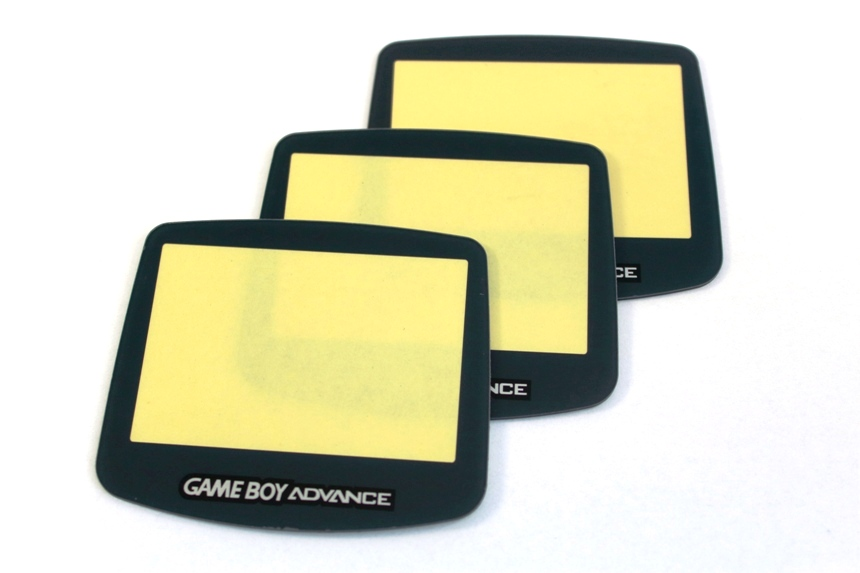 Item Quick protective screen console GBA ! NEW !