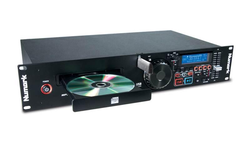 Купить NUMARK MP103USB одиночный проигрыватель CD MP3 USB на Otpravka - цены и фото - доставка из Польши и стран Европы в Украину.
