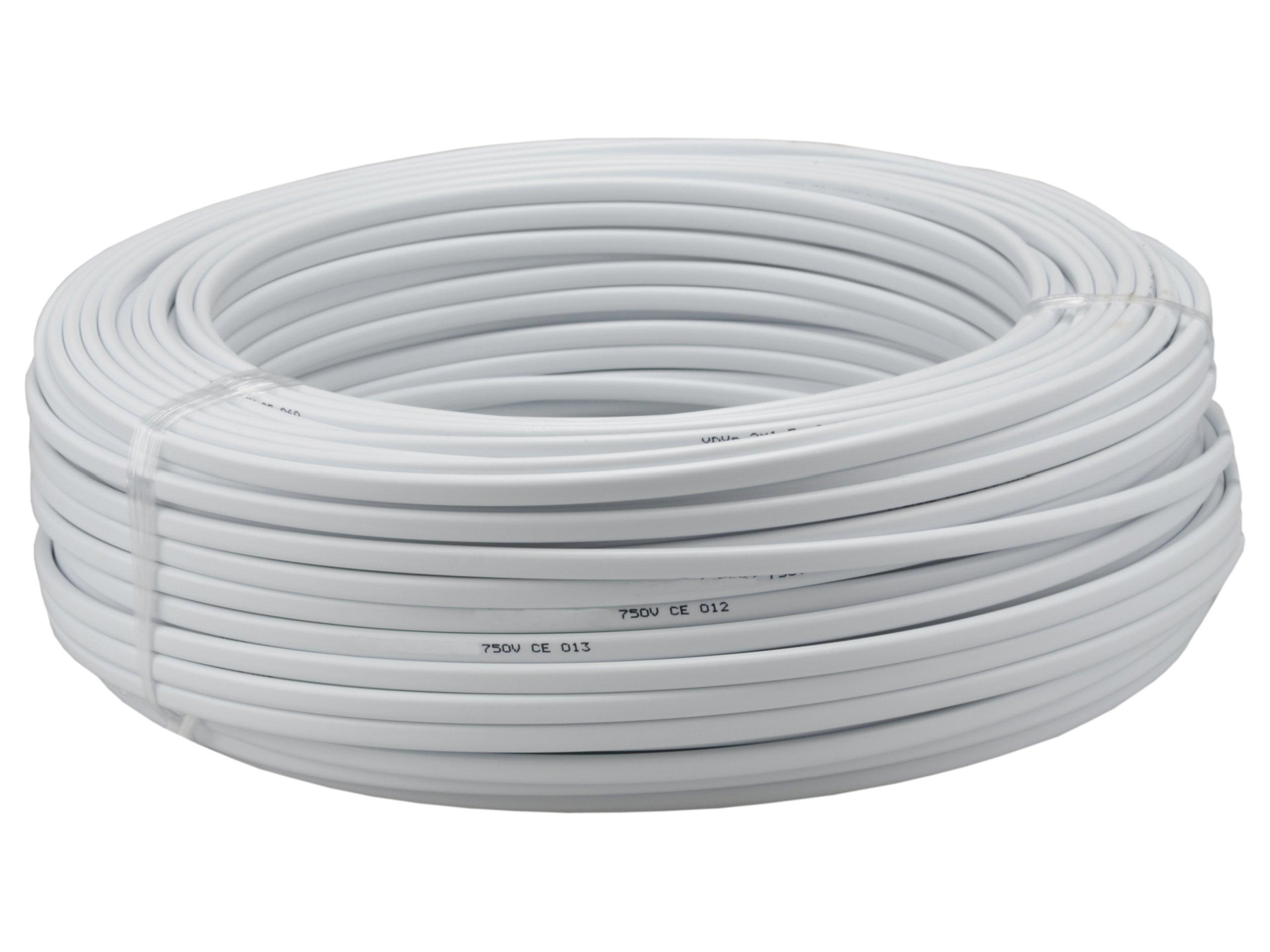 Przewód kabel prądowy drut YDYp 3x2,5 750V 100m