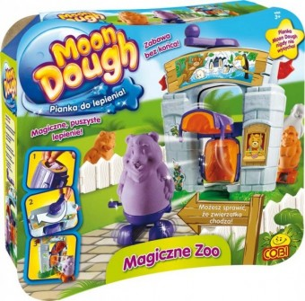 Magic Zoo COBI SPIN-91007 Zoo