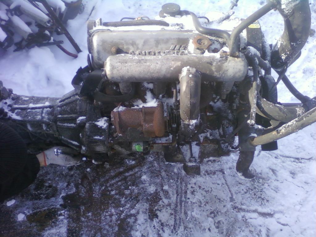 DAF400 LDV ГАЗЕЛЬ, ЛЮБЛИН 2,4 TD ANDORIA ШАТУН
