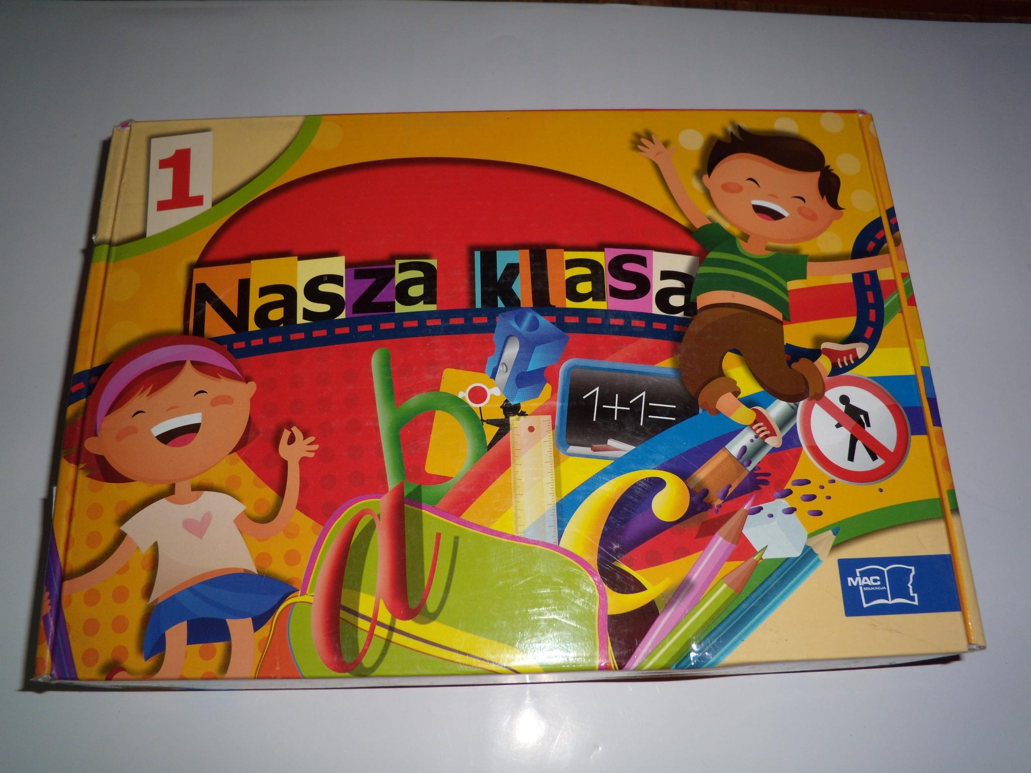 Nasza Klasa 1 Pakiet Rozszerzony Box Mac U1000 49 Zl Allegro Pl Raty 0 Darmowa Dostawa Ze Smart Warszawa Stan Uzywany Id Oferty 8834839425