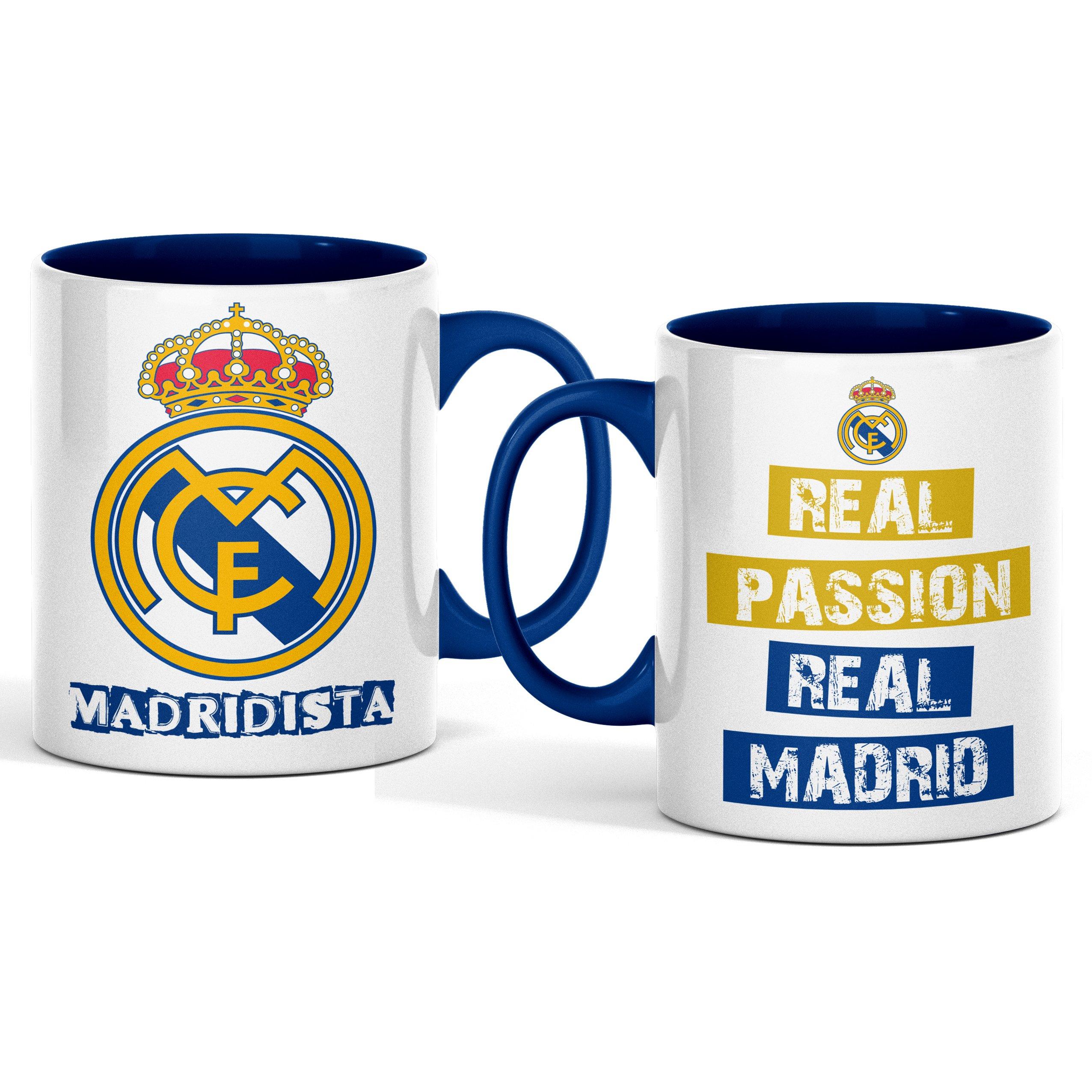 MUG REAL MADRID 330ML