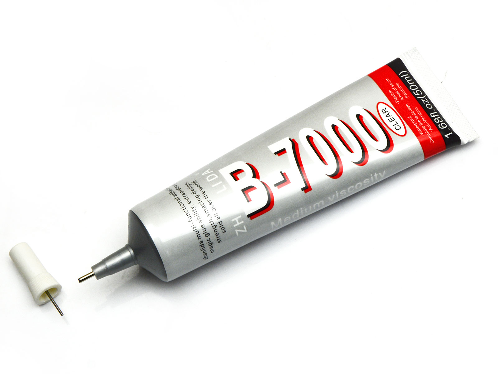 B-7000 50ml Lepidlo LCD MONTAGE Digitalizátor rýchle OCA