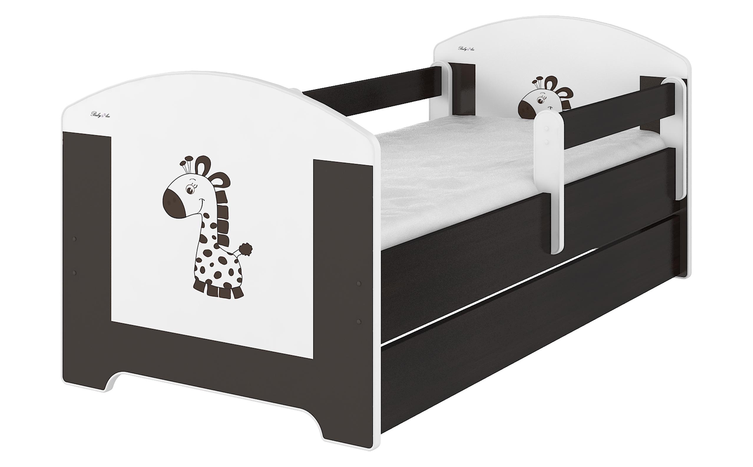 Детская кровать OSKAR BABY BOO 140X70