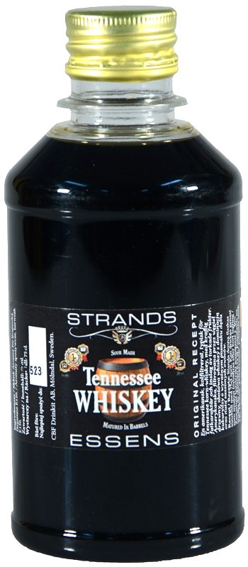 STRANDS TENNESSEE WHISKEY 250ml Яцек Д.
