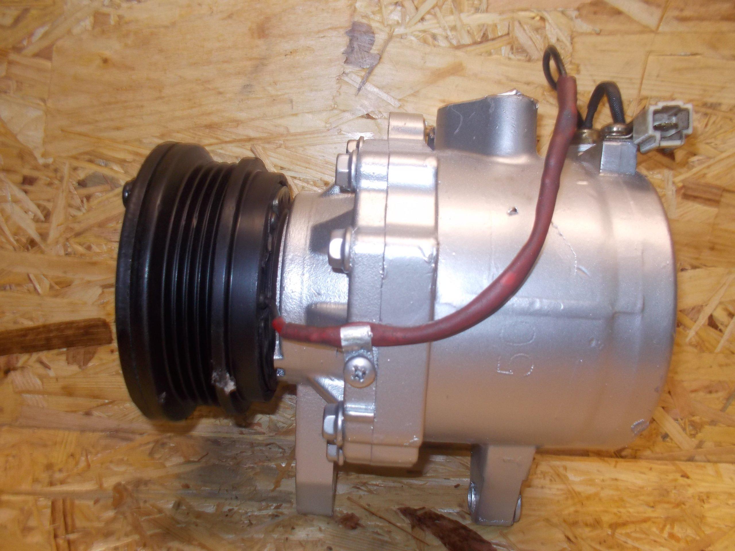компрессор кондиционирования воздуха насос ремонт регенерация