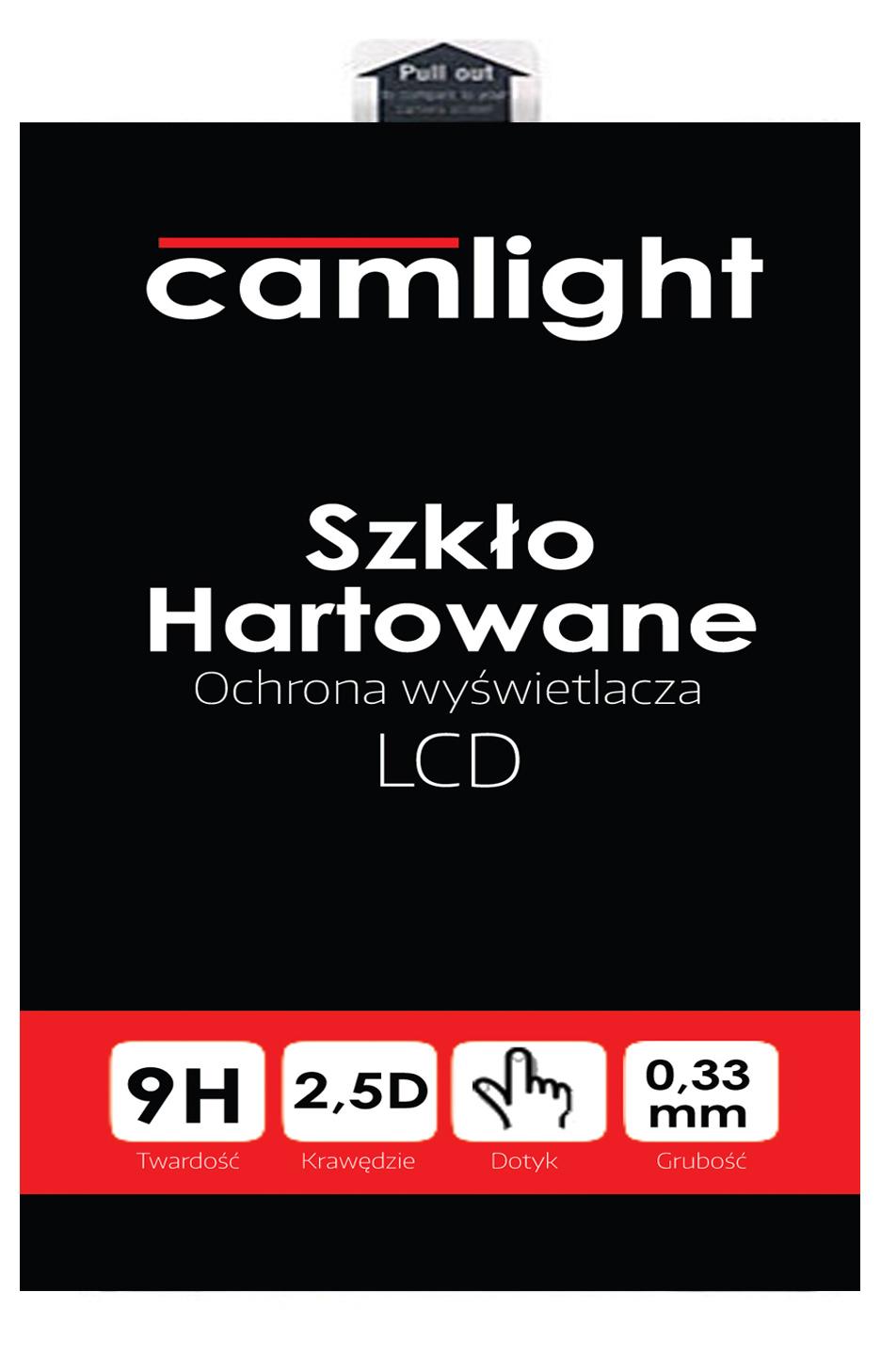 LCD temperované sklo pre Canon EOS 5D Mark 2 MK 2 II