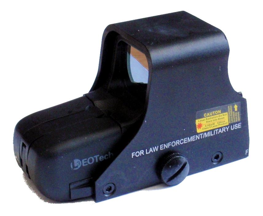 COLLIMATOR EOTech 551 g/r 22 mm NOVÉ