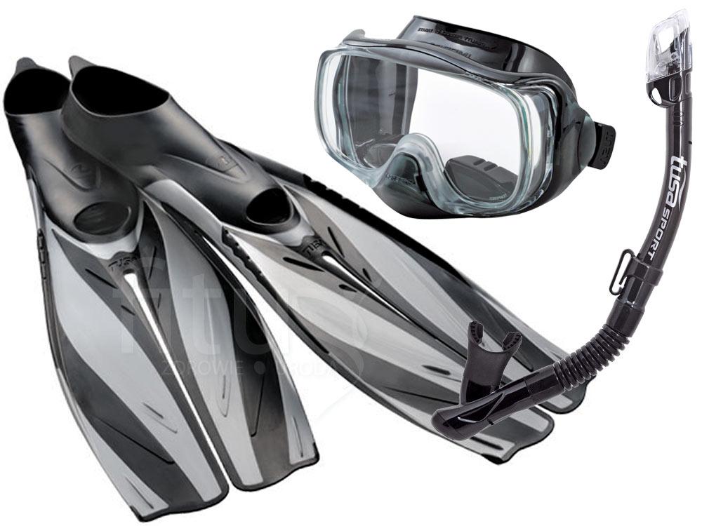 NASTAVIŤ TUSA IMPREX maska šnorchel PÁKAMI FF19 S 38-39