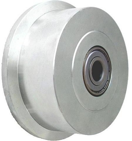 FI 100/75 Kruh s 50 kg kolesového goliera