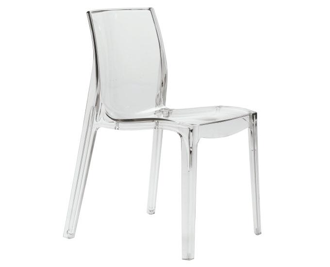 Krzesła transparentne Femme Fatale 450 zł Allegro.pl