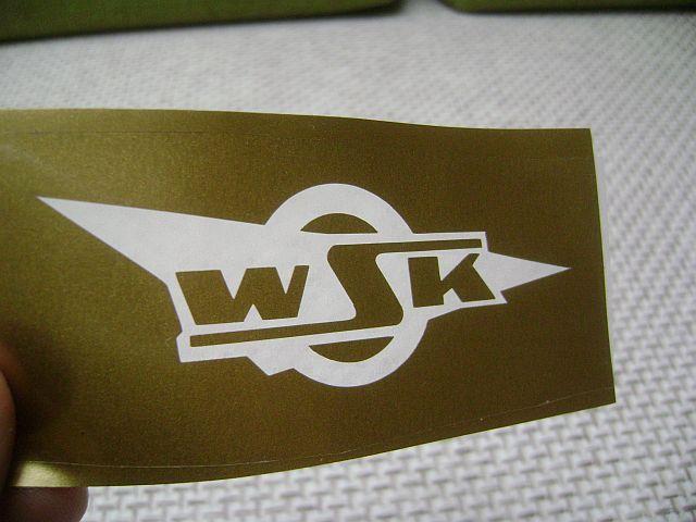 WSK - szablony na zbiornik