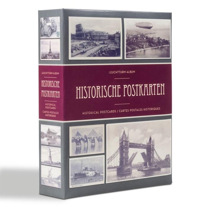Leuchtturm - Альбом для 200 исторических открыток