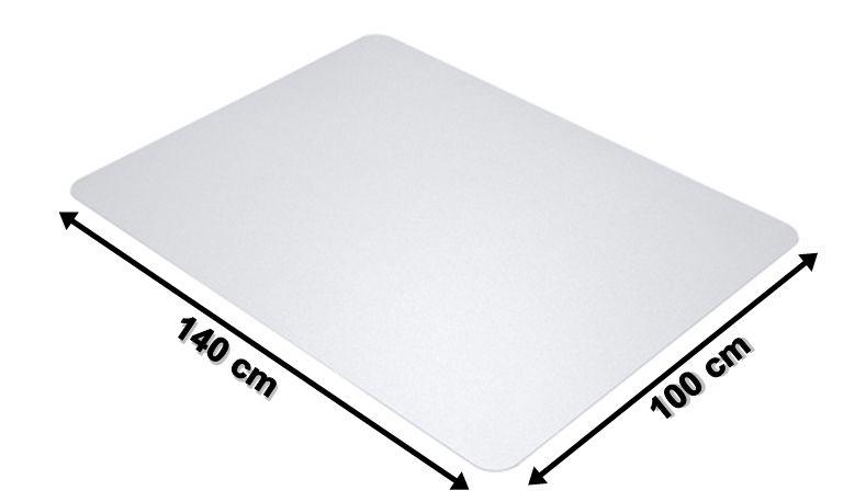 мат защитный подкладка под кресло кресло 140x100