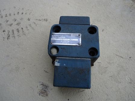 BOSCH Ventil. PLN 123 / ks F / DPH