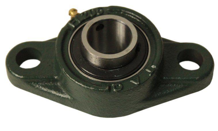 Ložiskový tím Kompletný UCFL 205 DEES: 16mm